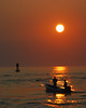 Fishing in the Sunrise